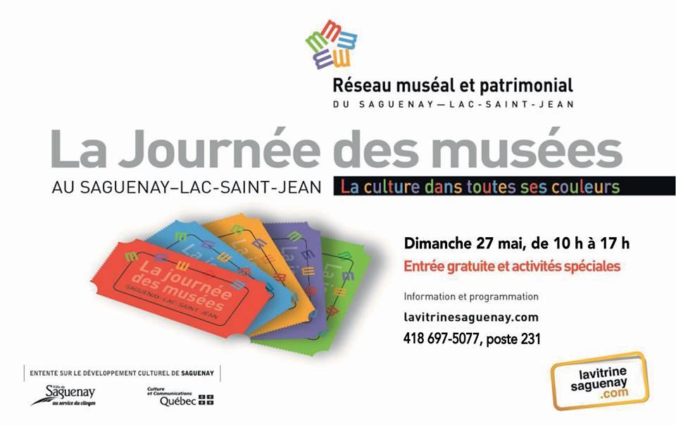 Journée des musées 2018