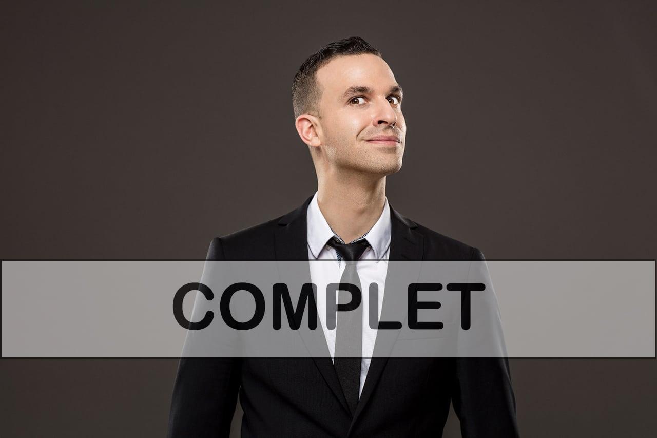 Olivier Martineau complet