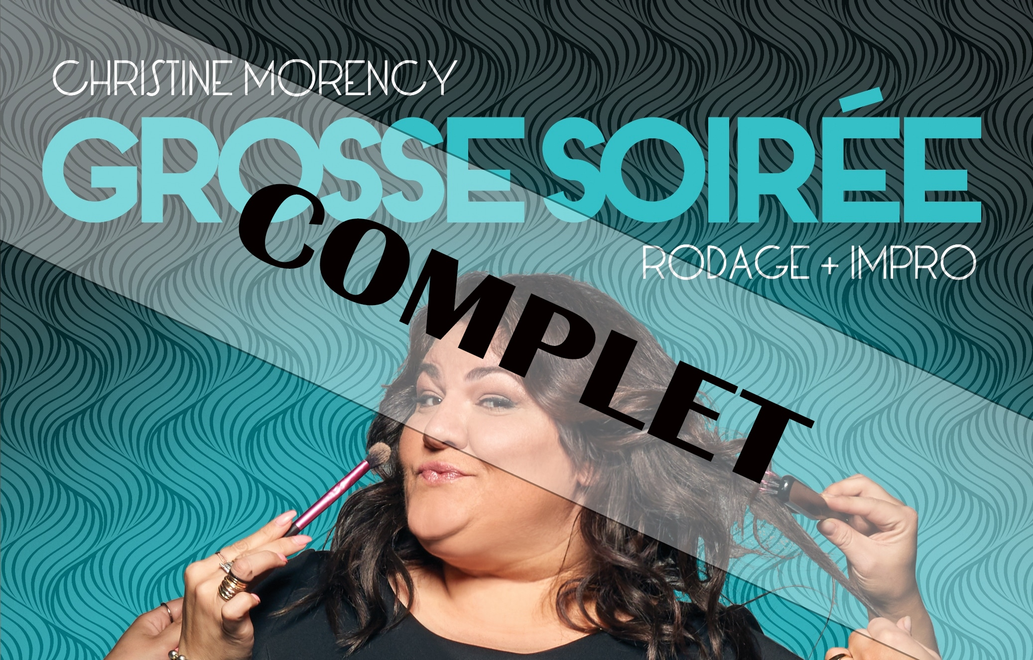MORENCY CHRISTINE spectacle complet
