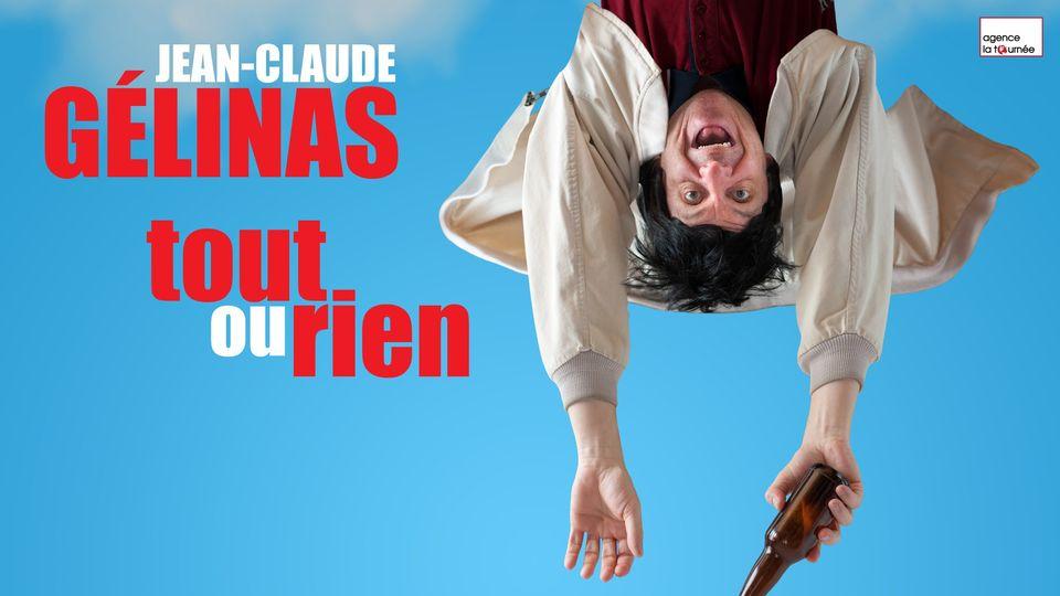 Jean-Claude Gélinas